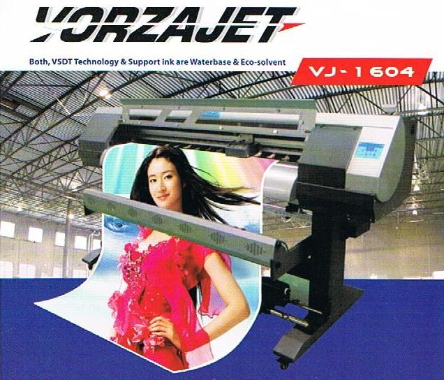 Mesin Digital Printing Indoor
